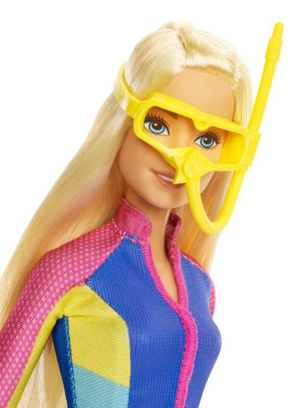 ALTRI Barbie Femmina 12-36 Mesi, 12+ Anni, 3-5 Anni, 5-8 Anni, 8-12 Anni Barbie Magia del Delfino
