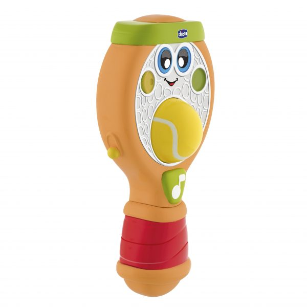 ROGER PASSIONE TENNIS - Chicco - Toys Center Chicco Unisex 0-12 Mesi, 12-36 Mesi, 12+ Anni, 3-5 Anni, 5-8 Anni, 8-12 Anni ALTRI
