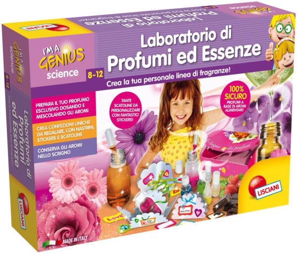 I'm a Genius Laboratorio Profumi ed Essenze I'M A GENIUS Femmina 12+ Anni, 5-8 Anni, 8-12 Anni ALTRI