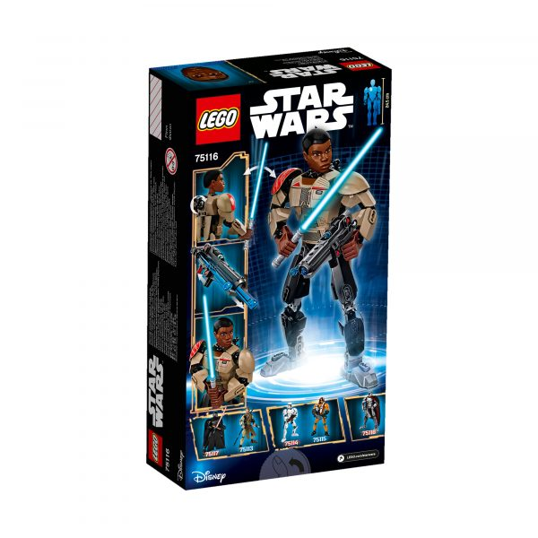 75116 Finn - Disney - Toys Center Star Wars Maschio 12+ Anni, 5-8 Anni, 8-12 Anni Disney