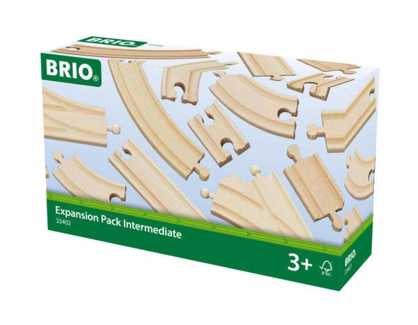 BRIO pacchetto espansione intermedio BRIO Unisex 12-36 Mesi, 3-4 Anni, 3-5 Anni, 5-7 Anni, 5-8 Anni ALTRI