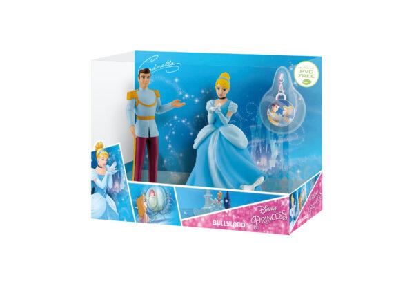 WD Cinderella Double Pack - BORELLA - Marche Disney Femmina 12-36 Mesi, 12+ Anni, 3-5 Anni, 5-7 Anni, 5-8 Anni, 8-12 Anni PRINCIPESSE DISNEY