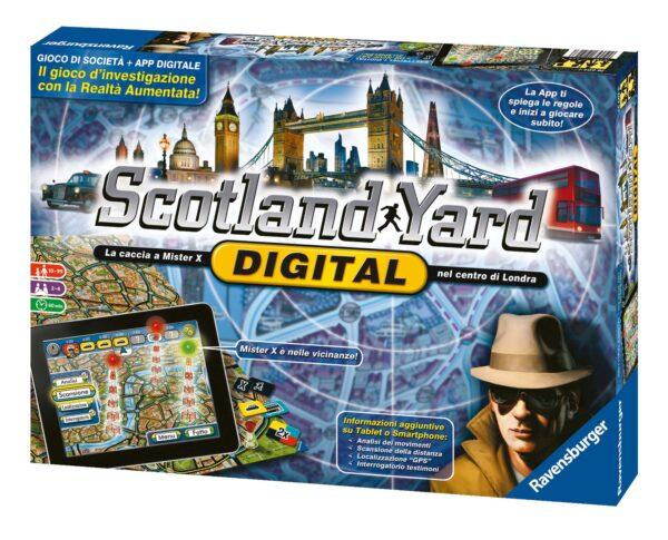 Scotland Yard Digital ALTRO Unisex 12+ Anni, 5-8 Anni, 8-12 Anni ALTRI