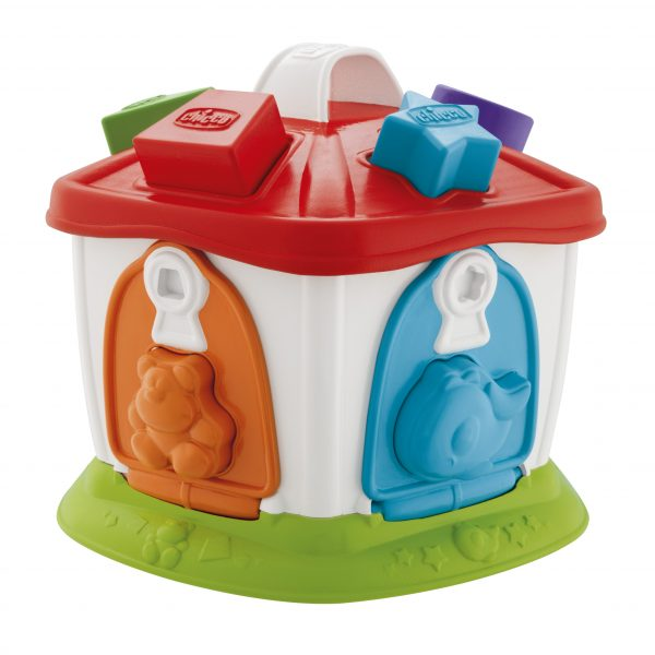 2 IN 1 COTTAGE DEGLI ANIMALI - Chicco - Toys Center Chicco Unisex 0-12 Mesi, 12-36 Mesi, 12+ Anni, 3-5 Anni, 5-8 Anni, 8-12 Anni ALTRI