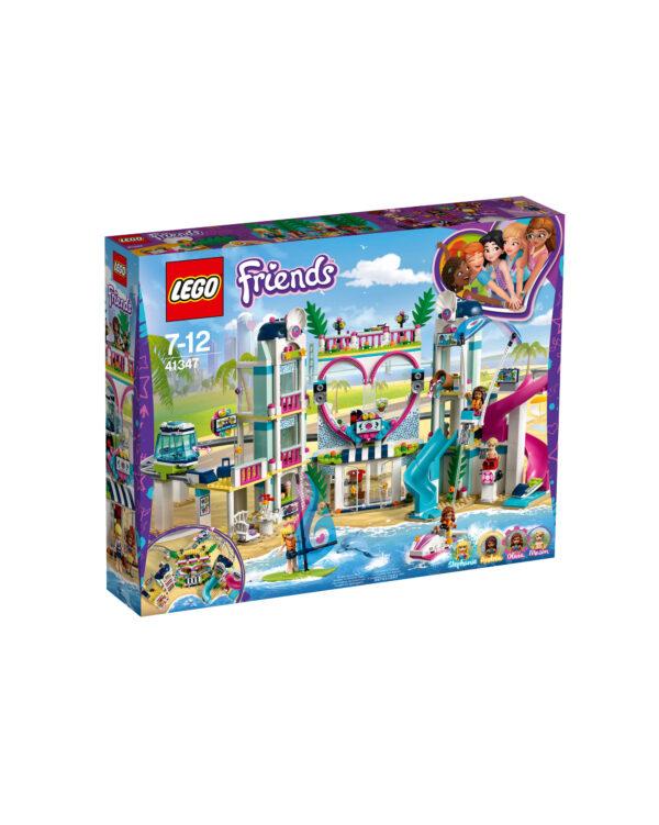 41347 - Il resort di Heartlake City - LEGO FRIENDS - Costruzioni
