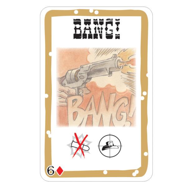 ALTRO ALTRI Bang! - DV GIOCHI - Marche Unisex 12+ Anni, 5-8 Anni, 8-12 Anni