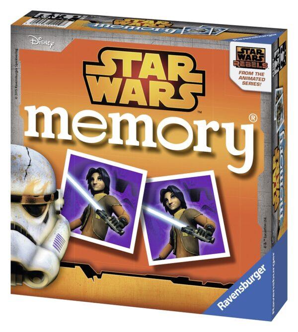 Memory® Star Wars Star Wars Maschio 3-4 Anni, 3-5 Anni, 5-7 Anni, 5-8 Anni, 8-12 Anni Disney