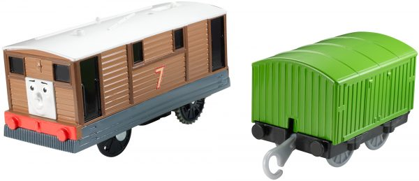 Il Trenino Thomas  - Track Master Thomas & Friends - Locomotiva Motorizzata Thomas - FISHER-PRICE - GIOCA CON ME