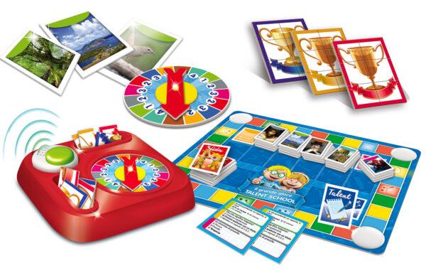 I'm a genius il grande gioco talent school ALTRI Unisex 3-5 Anni, 5-7 Anni, 5-8 Anni, 8-12 Anni I'M A GENIUS