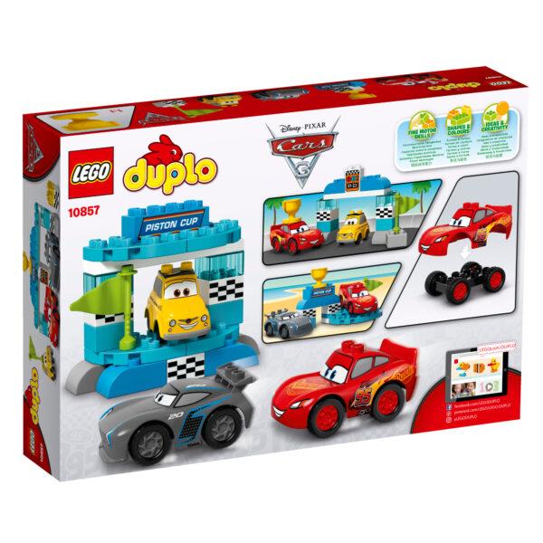 10857 - Gara Piston Cup - LEGO DUPLO - Costruzioni
