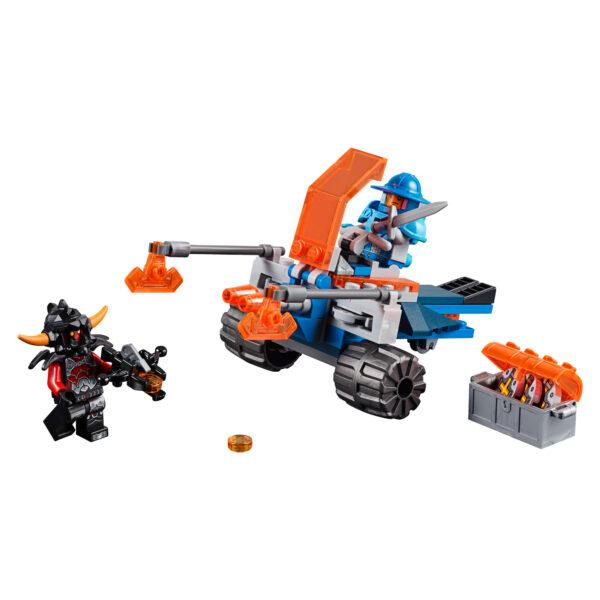 LEGO NEXO KNIGHTS ALTRI 70310 - Blaster da battaglia di Knighton - Giocattoli Toys Center Maschio 12+ Anni, 5-7 Anni, 5-8 Anni, 8-12 Anni