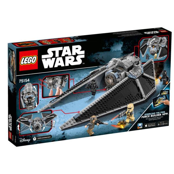 75154 - TIE Striker™ Star Wars Maschio 12+ Anni, 5-8 Anni, 8-12 Anni Disney