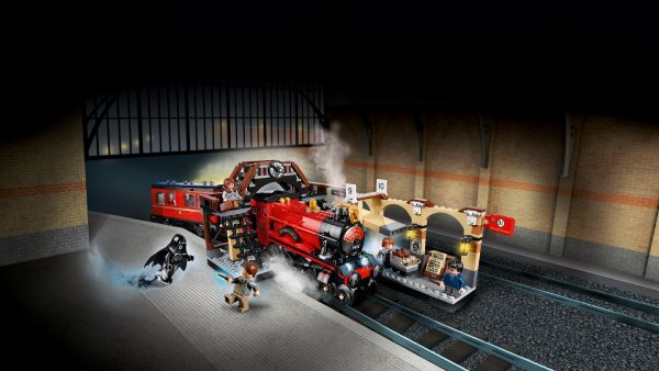 HARRY POTTER LEGO® Harry Potter™, WARNER BROS. Unisex 12+ Anni, 5-8 Anni, 8-12 Anni 75955 - Harry Potter - Espresso per Hogwarts - Warner Bros. - Toys Center
