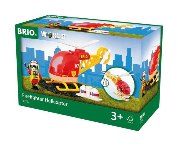 BRIO elicottero dei pompieri BRIO Unisex 12-36 Mesi, 3-4 Anni, 3-5 Anni, 5-7 Anni, 5-8 Anni ALTRI