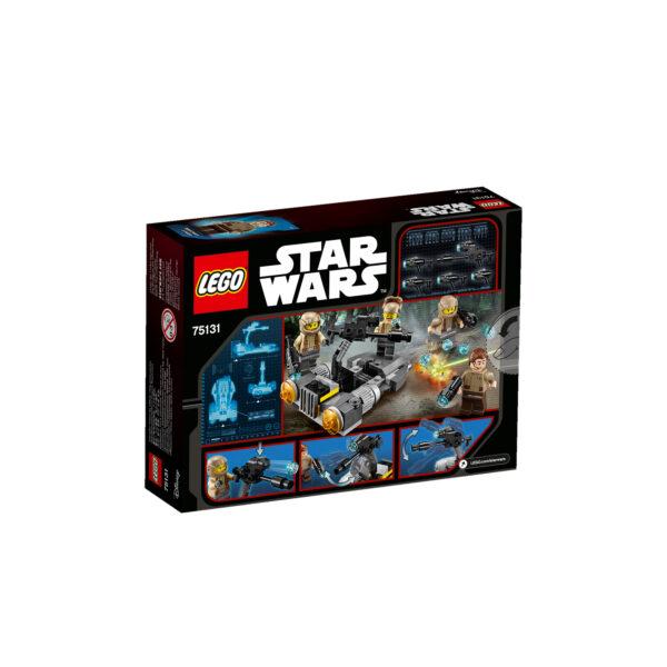 75131 Battle Pack Resistenza - Disney - Toys Center Star Wars Maschio 5-7 Anni, 5-8 Anni, 8-12 Anni Disney