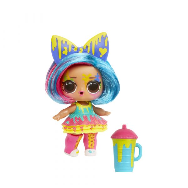 Giochi Preziosi LOL Surprise Hairgoals, Lol con Capelli Pettinabili, 15 Livelli, Modelli Assortiti - Lol - Toys Center - LOL - Fashion dolls