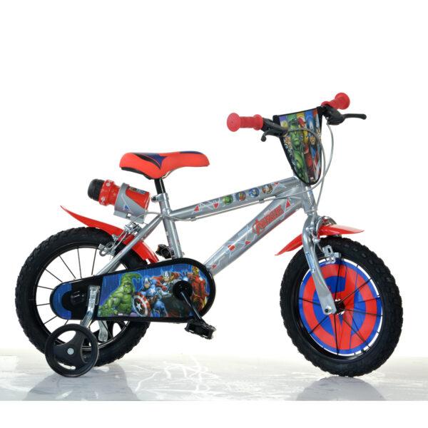 "Bici bimbo 16"" Avengers - Marvel - Bici, Tricicli e Cavalcabili a pedali"