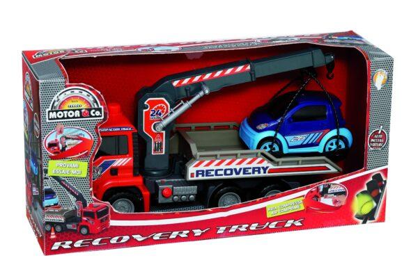 RECOVERY TRUCK - Camion e autocarri - Veicoli e piste giocattolo - Giocattoli MOTOR&CO Maschio 12-36 Mesi, 3-5 Anni, 5-8 Anni ALTRI