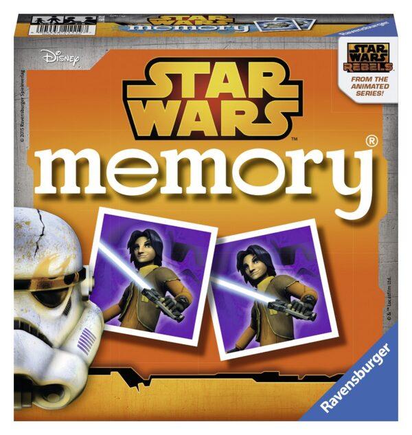 Memory® Star Wars Disney Maschio 3-4 Anni, 3-5 Anni, 5-7 Anni, 5-8 Anni, 8-12 Anni Star Wars