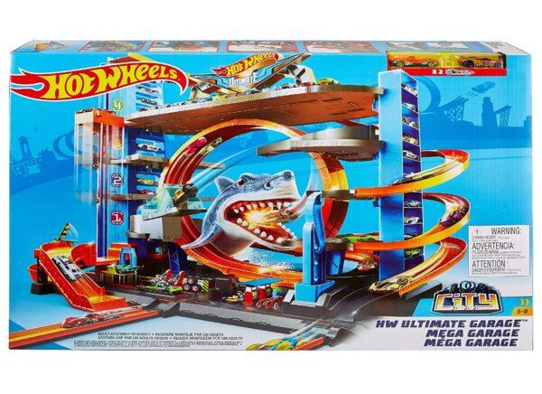 Hot Wheels ALTRI Hot Wheels - garage delle Acrobazie - Hot Wheels - Toys Center Maschio 8-12 Anni