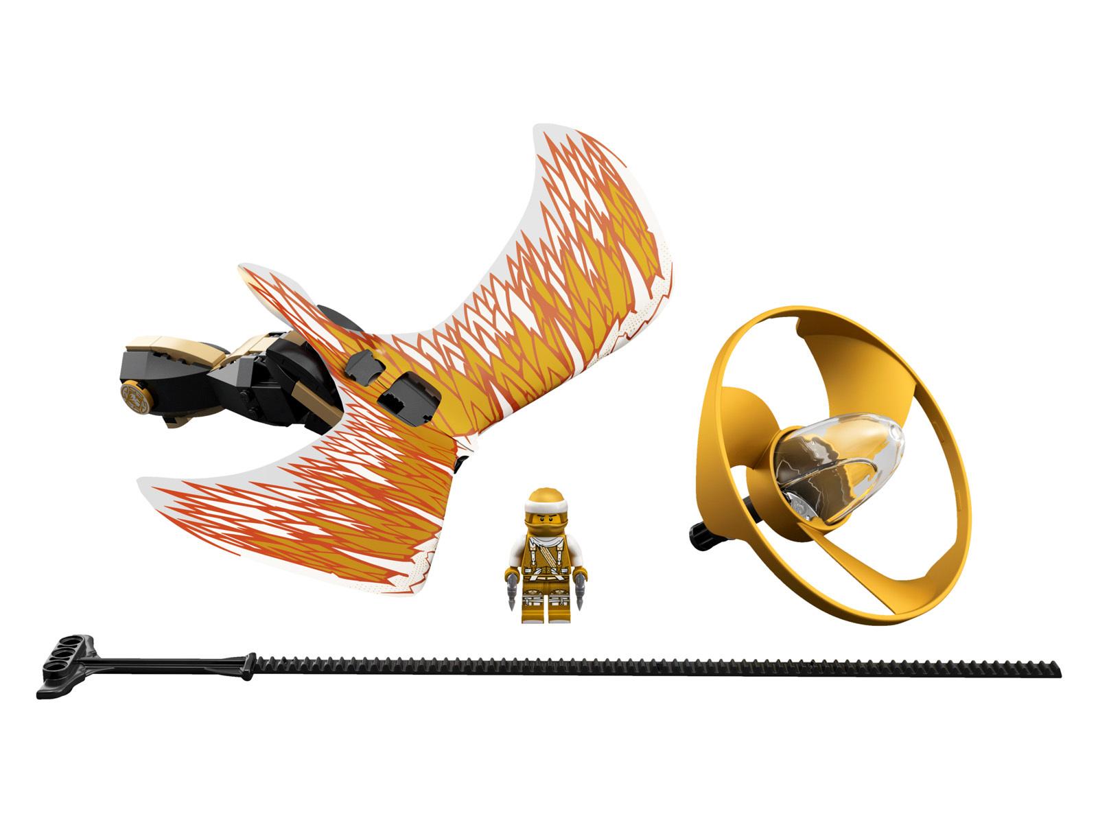 LEGO NINJAGO ALTRI 70644 - Maestro dragone d'oro - Lego Ninjago - Toys Center Unisex 12+ Anni, 5-8 Anni, 8-12 Anni