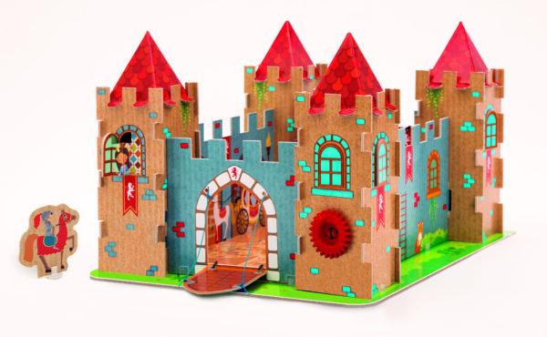 PLAY CREATIVE - IL CAST. DELLE AVVENTURE ALTRI Unisex 3-5 Anni, 5-8 Anni PLAY CREATIVE