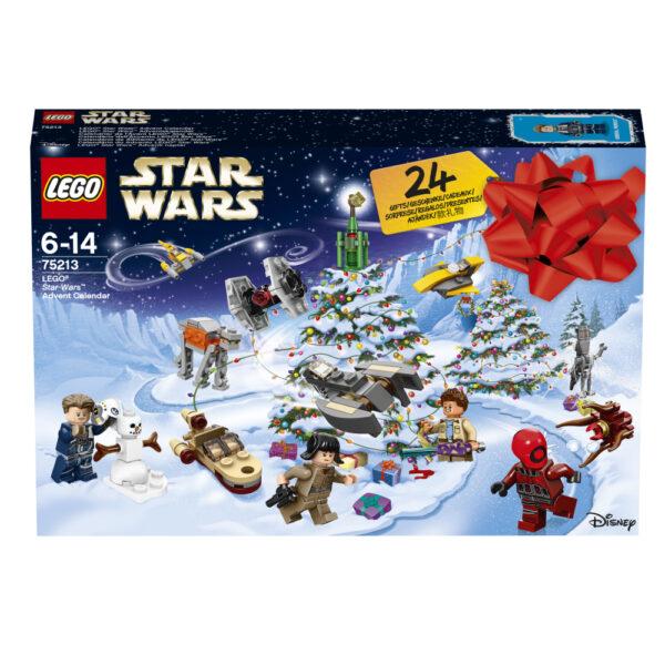 ALTRO ALTRI 75213 - Calendario dell'Avvento 2018 LEGO® Star Wars™ - Età Unisex 12+ Anni, 5-8 Anni, 8-12 Anni