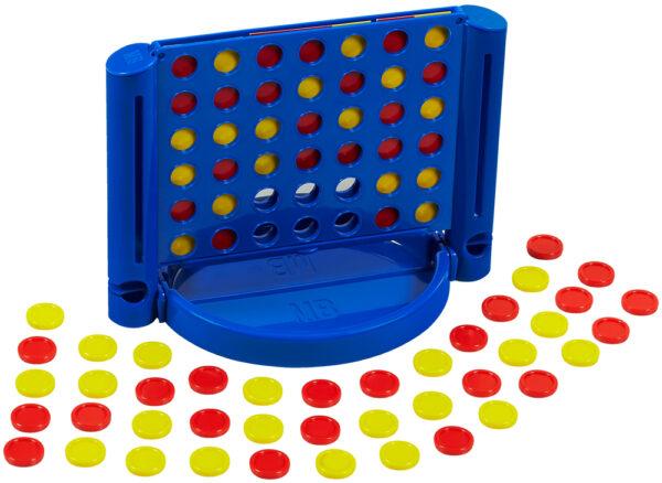 FORZA 4 TRAVEL - Giocattoli Toys Center ALTRI Unisex 12+ Anni, 5-7 Anni, 5-8 Anni, 8-12 Anni HASBRO GAMING