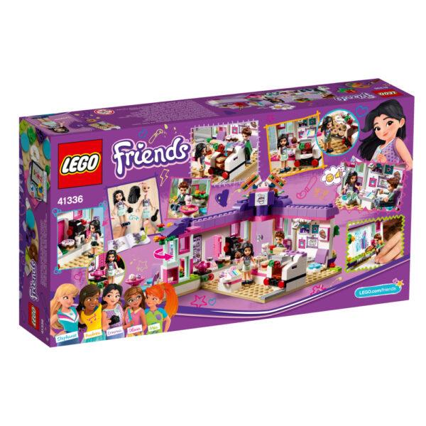 LEGO Friends  - Il caffè degli artisti di Emma - 41336 ALTRI Femmina 12+ Anni, 5-8 Anni, 8-12 Anni LEGO FRIENDS