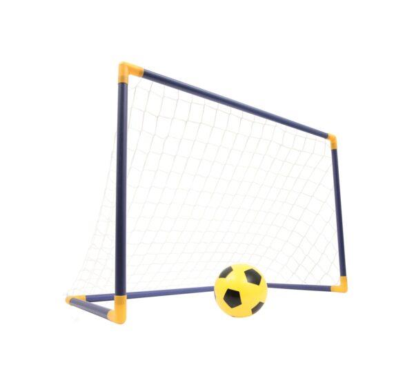 Porte Calcio Football Goal Set 2in1 SUN&SPORT Maschio 3-5 Anni, 5-8 Anni ALTRI