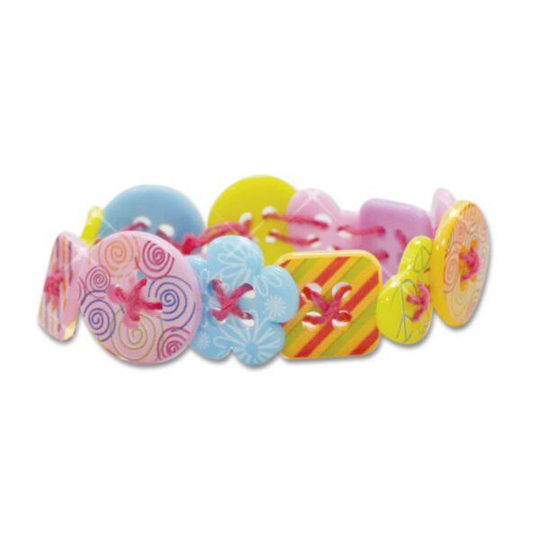 CREAMANIA TUBO BOTTONI GIOIEL - Giocattoli Toys Center ALTRI Femmina 3-5 Anni, 5-7 Anni, 5-8 Anni, 8-12 Anni CREAMANIA GIRL