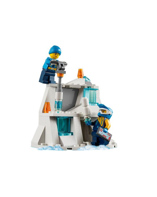 LEGO CITY ALTRI LEGO City- Gatto delle nevi artico -  60194 Unisex 12+ Anni, 5-8 Anni, 8-12 Anni