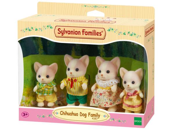 Sylvanian Families - Famiglia Chihuahua SYLVANIAN FAMILIES Femmina 12-36 Mesi, 3-4 Anni, 3-5 Anni, 5-7 Anni, 5-8 Anni, 8-12 Anni ALTRI