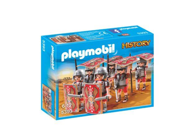 Legione romana PLAYMOBIL - HISTORY Maschio 3-4 Anni, 3-5 Anni, 5-7 Anni, 5-8 Anni, 8-12 Anni ALTRI
