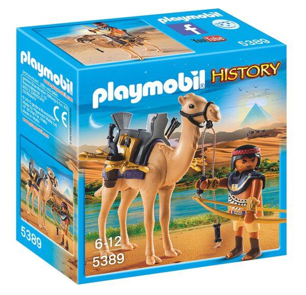 5389 - HISTORY GUER EGIZIO C/CAMMELLO - Altro - Toys Center ALTRO Maschio 12+ Anni, 3-5 Anni, 5-8 Anni, 8-12 Anni ALTRI