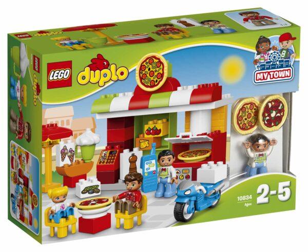 10834 - La pizzeria LEGO DUPLO Unisex 3-4 Anni, 5-7 Anni ALTRI