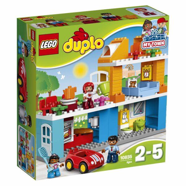 10835 - Villetta familiare LEGO DUPLO Unisex 3-4 Anni, 5-7 Anni ALTRI