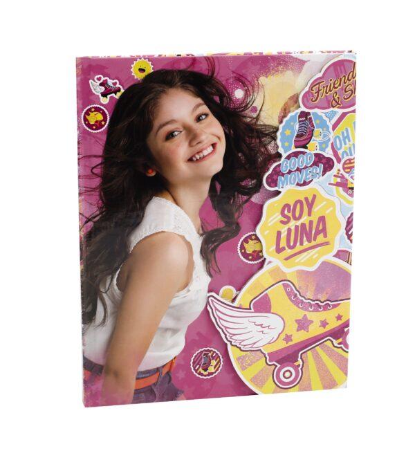 YLU26000 Disney Maschio 0-12 Mesi, 0-2 Anni, 12-36 Mesi, 3-5 Anni, 5-8 Anni Soy Luna