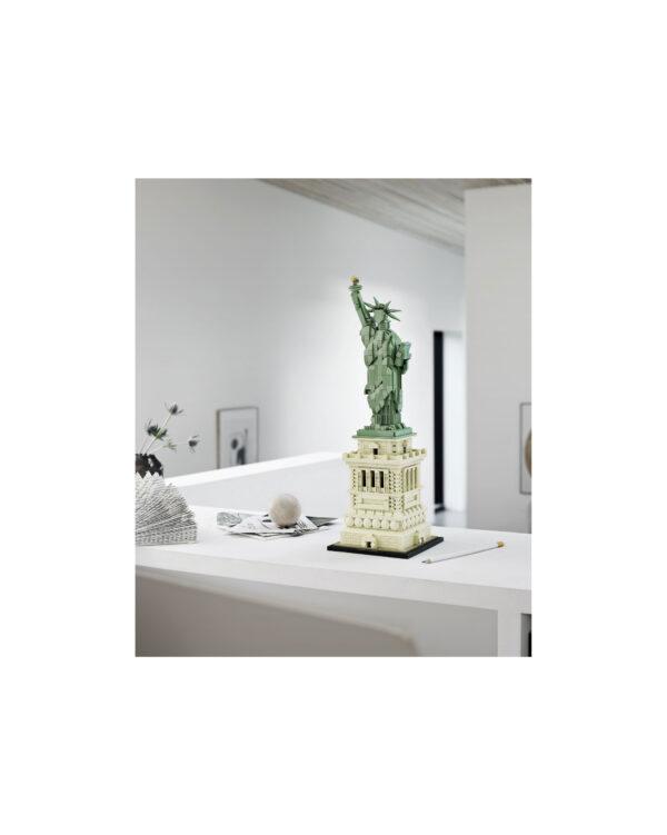 21042 - Statua della Libertà - Lego Architecture - Toys Center Unisex 12+ Anni ALTRI LEGO ARCHITECTURE