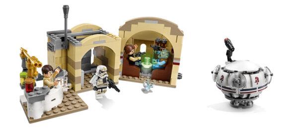 75205 - Mos Eisley Cantina™ Disney Maschio 12+ Anni, 5-8 Anni, 8-12 Anni Star Wars