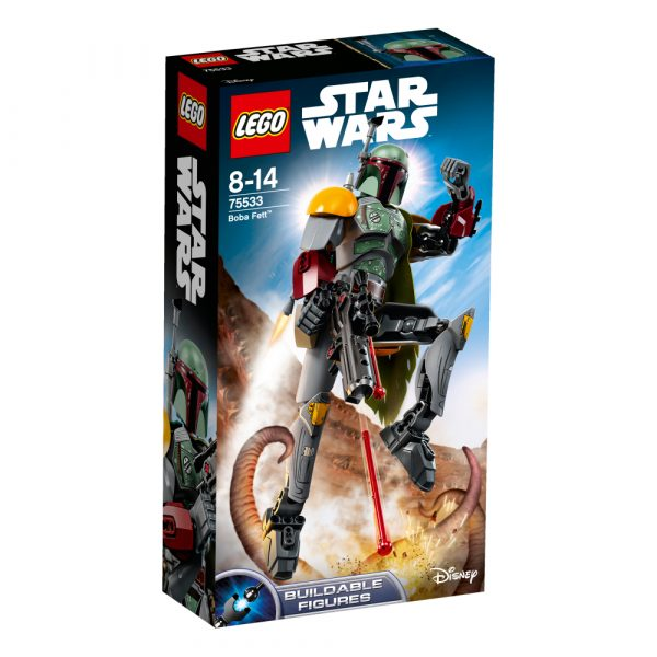 41629 - Boba Fett™ - LEGO BRICKHEADZ - LEGO - Marche Disney Maschio 12+ Anni, 5-8 Anni, 8-12 Anni Star Wars