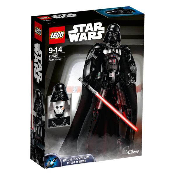 75534 - Darth Vader™ - Disney - Toys Center Disney Maschio 12+ Anni, 8-12 Anni Star Wars