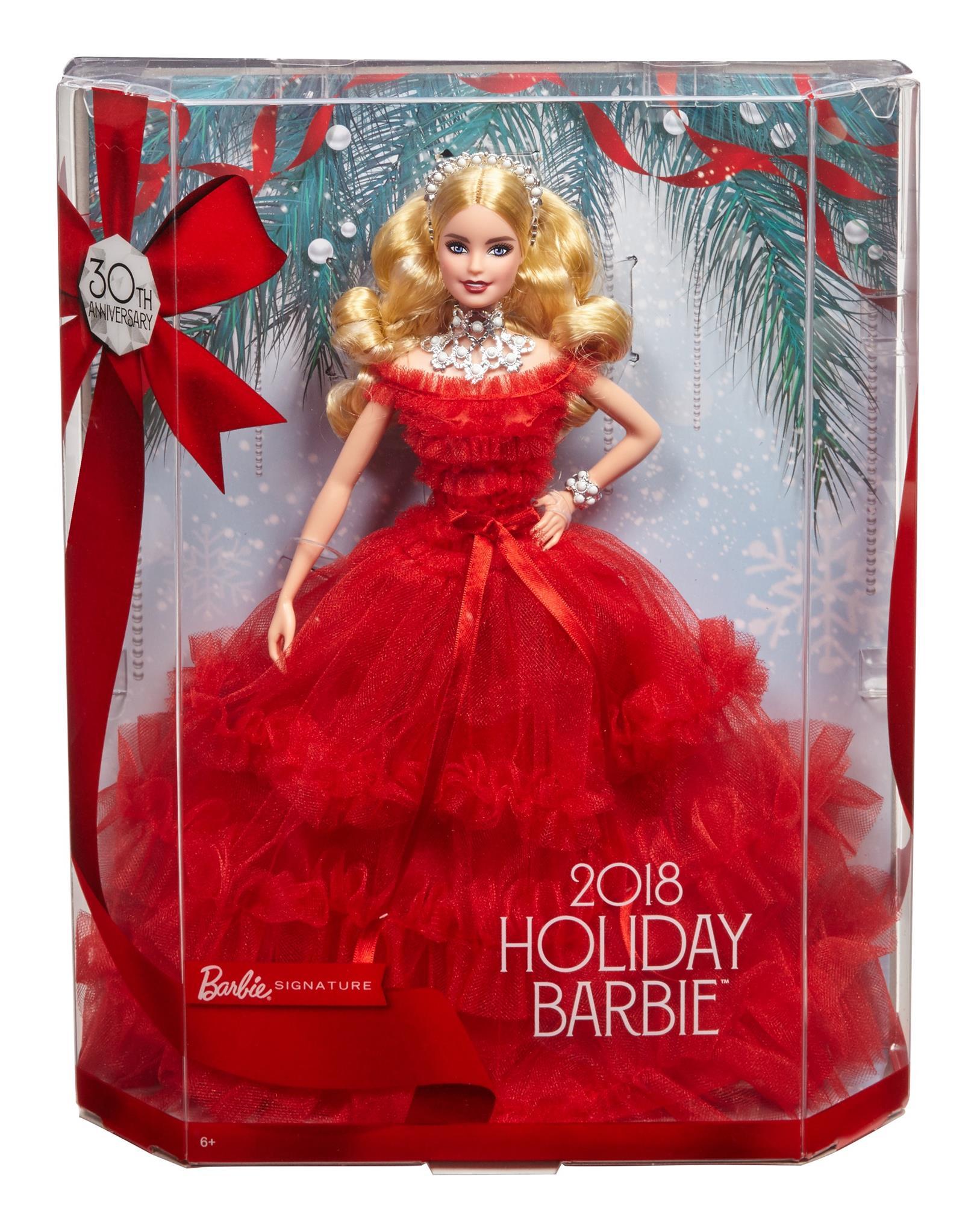 16affc682 Barbie - Collectors Magia delle Feste 2018 Bionda - Toys Center