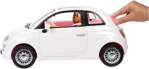 ALTRI Barbie Femmina  Barbie - Fiat 500