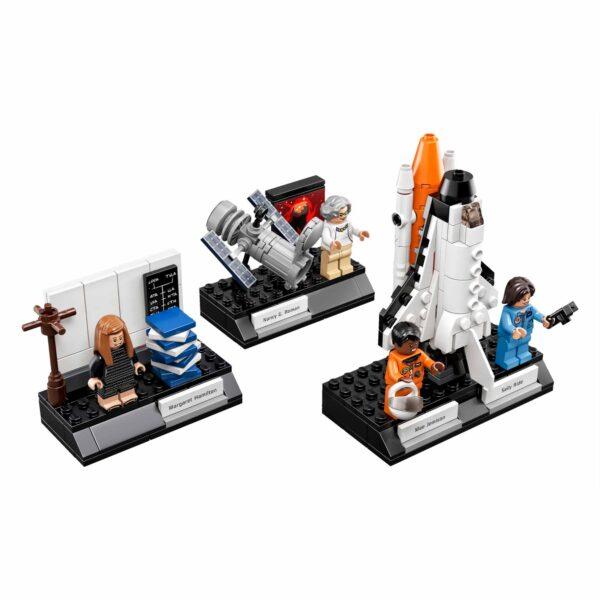 21312 - Le donne della NASA ALTRI Maschio 12+ Anni, 8-12 Anni LEGO IDEAS