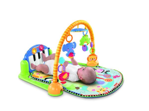 mattel-fisher price-infant-BMH49-PALESTRINA BABY PIANO 4 IN 1 ALTRI Unisex 0-12 Mesi FISHER-PRICE