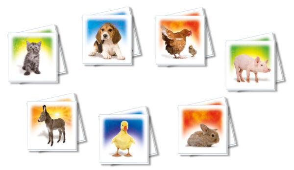 SAPIENTINO ALTRI CLEMENTONI - 12834 - Memo Games Cuccioli Unisex 12-36 Mesi, 3-4 Anni, 3-5 Anni, 5-7 Anni, 5-8 Anni