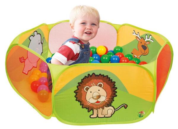 BABY SMILE Piscinetta con palline ALTRO Unisex 0-12 Mesi, 12-36 Mesi, 3-5 Anni, 5-8 Anni, 8-12 Anni ALTRI
