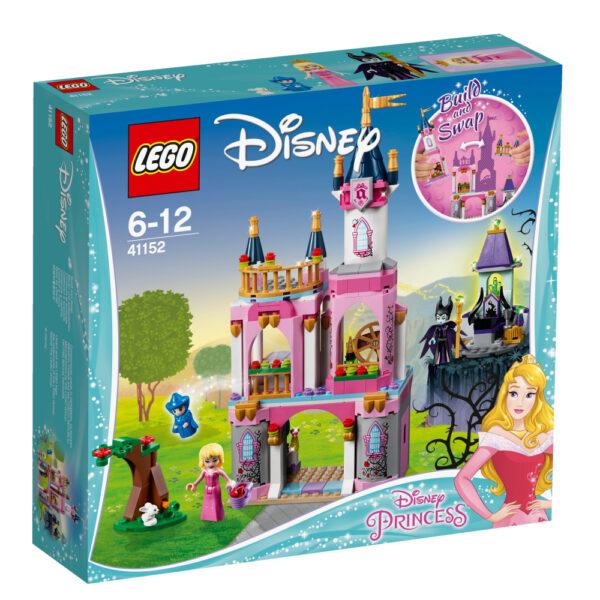 41152 - Il castello delle fiabe della Bella Addormentata - Best Seller Disney - DISNEY - Marche Disney Femmina 12+ Anni, 5-8 Anni, 8-12 Anni PRINCIPESSE DISNEY