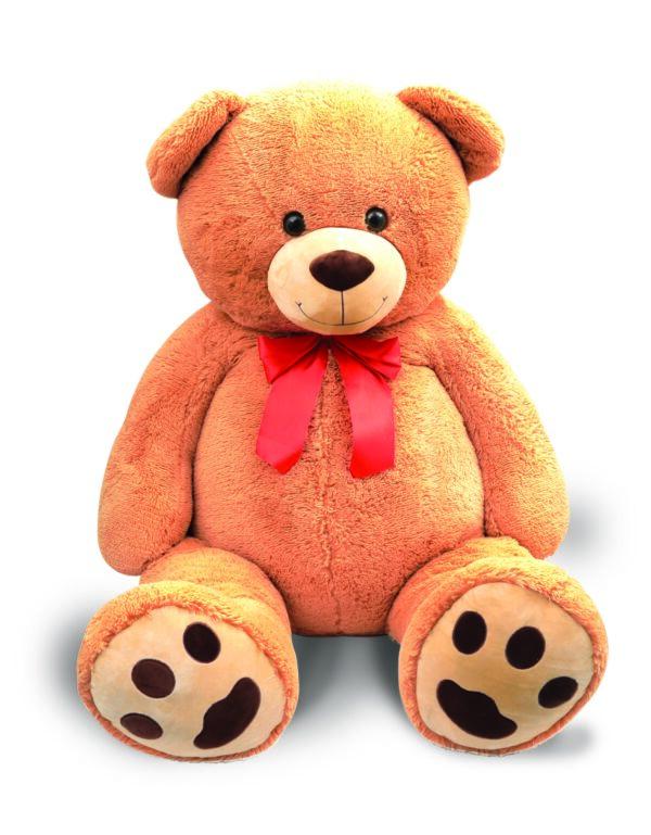 AMI PLUSH PELUCHE ORSO 175CM - Ami Plush - Toys Center AMI PLUSH Unisex 0-12 Mesi, 12-36 Mesi, 12+ Anni, 3-5 Anni, 5-8 Anni, 8-12 Anni ALTRI